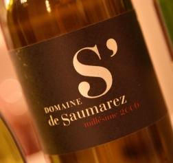 Degustation au Mazeraand Le Languedoc 2006 , 7 ans apres