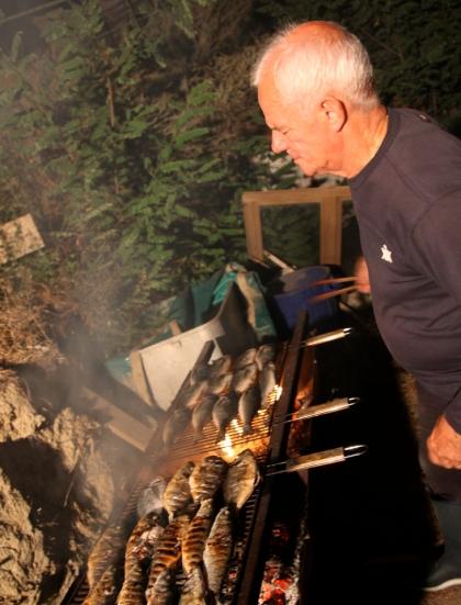 Soirée Pata Negra de l'epicuvin a Bouzigues